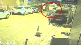 İstanbul Kağıthane'de feci motosiklet kazası