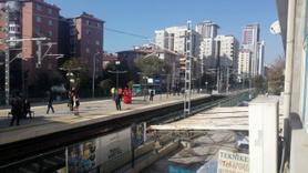 Marmaray'da feci olay