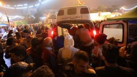 Irak'ta protestoculara ateş açıldı: 16 ölü