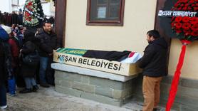 Sulama kanalında cansız bedeni bulunan avukat defnedildi
