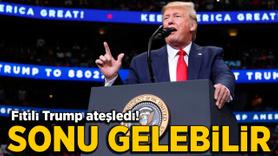 Alman basınından flaş iddia: Trump istedi sonu geldi