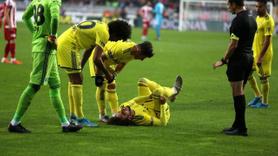 Fenerbahçe'de sakatlık şoku! Sezonu kapattı