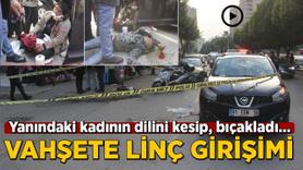 Adana'daki vahşete linç girişimi! Dilini kesip, bıçakladı…