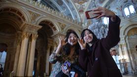 Müzede Selfie Günü böyle kutlandı