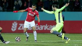 Sivasspor'a Fernando'dan kötü haber