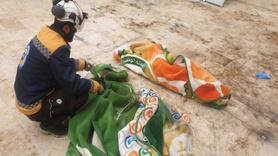 Rus uçaklarından Halep'e hava saldırısı: 2'si çocuk 4 ölü