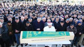 Cumhurbaşkanı Erdoğan anne ve oğlunun cenaze törenine katıldı
