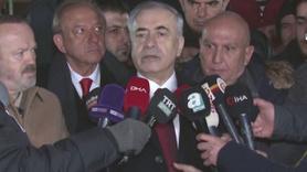 Mustafa Cengiz'den Ali Koç'a tepki: Hem gülüyorsunuz hem ağlıyorsunuz