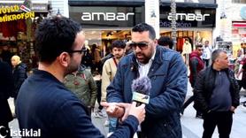 Gurbetçi vatandaş sokak röportajında açtı ağzını yumdu gözünü