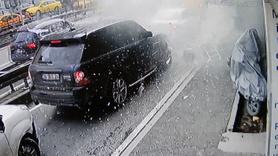 Beyoğlu'nda korkutan patlama!