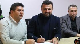 Bülent Uygun Süper Lig ekibine imzayı attı