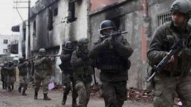 Cizre'de canlı bomba operasyonu: 2 ölü