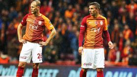 Galatasaray dağıldı! Şoke eden gerçekler