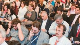 Adil Öksüz Gülen konferansında
