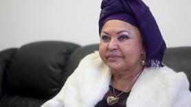 'Romanların divası' Recepova hayatını kaybetti