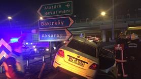 Bahçelievler'de 2 ayrı trafik kazası: 3 ölü, 3 yaralı