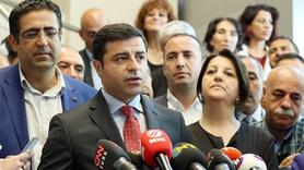 HDP'Lİ VEKİLLER İÇİN FEZLEKE