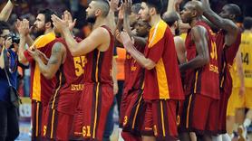 Galatasaray'a TBF'den şok ceza
