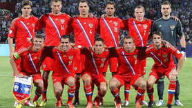 EURO 2016 'da Rusya Milli Marşına Büyük Tepki