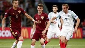 İngiltere son dakikada Rusya'ya karşı yıkıldı