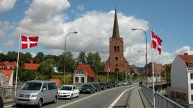 Danimarka'da namaz yasağı