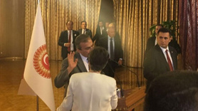Meclis'te 'Sayın Öcalan' gerginliği