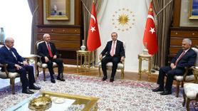 Erdoğan HDP'yi neden davet etmediğini açıkladı