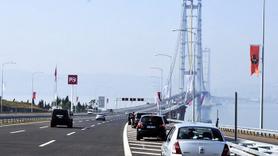 Osmangazi Köprüsü'nde selfieye ceza!