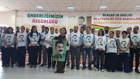 Terörist başı Öcalan için açlık grevi