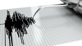 Van'da 3.2 büyüklüğünde deprem