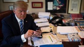 Donald Trump'tan Davos kararı