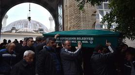 Mersin'deki selde hayatını kaybeden Yılmaz toprağa verildi