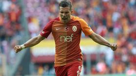 Podolski'nin Çin'e transferini Flamengo açıkladı