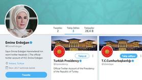 Emine Erdoğan'dan ilk paylaşım