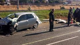 Kahramanmaraş'ta katliam gibi kaza! 3 ölü