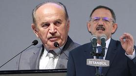 Bakan Özhaseki: Kadir Bey 'Bismillah' deyip, istifayı imzaladı