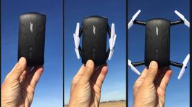 Bu da oldu; selfie çeken dronelar geliyor!