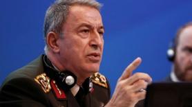 Genelkurmay Başkanı Akar'dan ABD'de tepki: Kabul edilemez