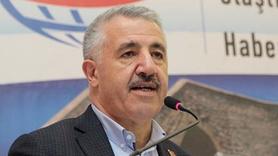 Bakan Arslan: Operasyonlarla istikrarımızı bozmaya çalışıyorlar