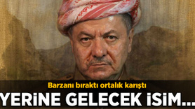 Gerginlik zirveye tırmandı! İşte Barzani'nin yerine gelecek isim