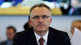 Maliye Bakanı Naci Ağbal'dan taşerona kadro müjdesi