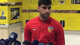 Türüç: Barcelona'da oynamak istiyorum