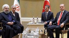 Erdoğan ve Ruhani'den kritik açıklamalar! İşte alınan kararlar