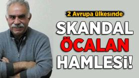 İki Avrupa ülkesinde skandal 'Öcalan' hamlesi
