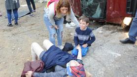 Bursa'da can pazarı... Annesinin başucunda dakikalarca ağladı