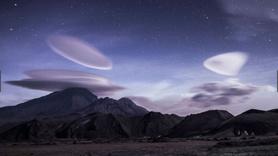 İnanılmaz! Bu fotoğraf gerçek UFO'mu?