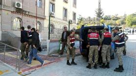 Hatay'da DEAŞ operasyonuna 5 tutuklama