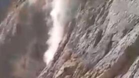 Sıcak anlar! MİT ve jandarma 4 PKK'lıyı mağaraya sıkıştırdı...