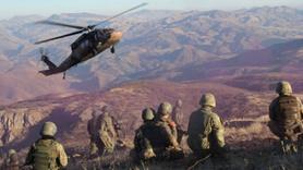 TSK'dan açıkladı: Terör örgütü PKK'ya çifte darbe