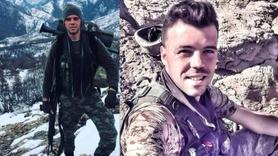 Şırnak'ta kayalıktan düşen asker şehit oldu